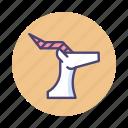 deer, gazelle icon
