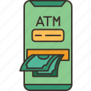 mobile, banking, transaction, online, payment