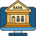 online, banking, financial, investment, transaction