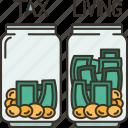 wealth, management, finance, saving, budget
