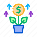 bitcoin, fintech, growing, innovation, money, outlie, tree
