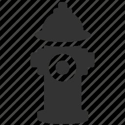 emergency, emergency equipment, fire hydrant icon
