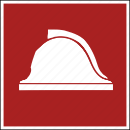 fire, fire station, fireman, helmet, iso, place, safety icon
