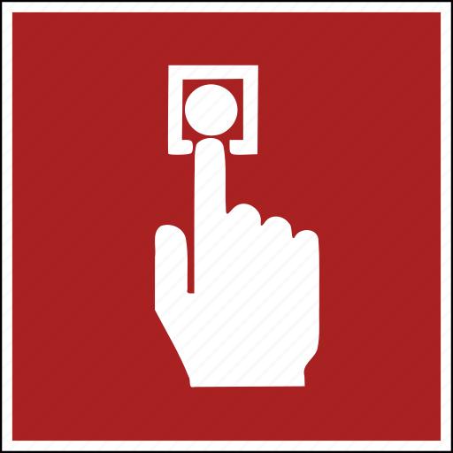 ambulance, broke, buttons, call, emergency, push icon