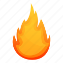 danger, fire, flame, frame, nature