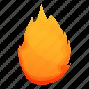 burn, fire, frame, nature, ornament