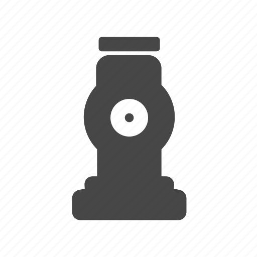 firefighter, hydrant, water icon