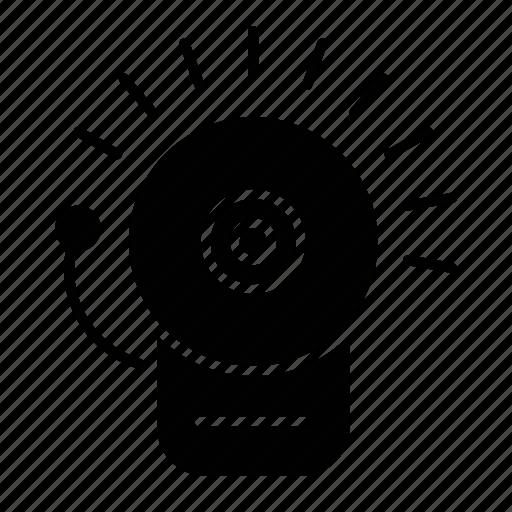 Alarm, alert, bell, danger, fire icon - Download on Iconfinder