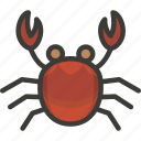 crawdad, crawfish, crayfish, mudbug, yabbie icon
