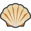 sea, seashell, shell, shellfish icon