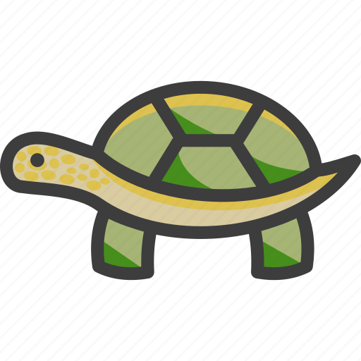Green, land, turtle icon - Download on Iconfinder