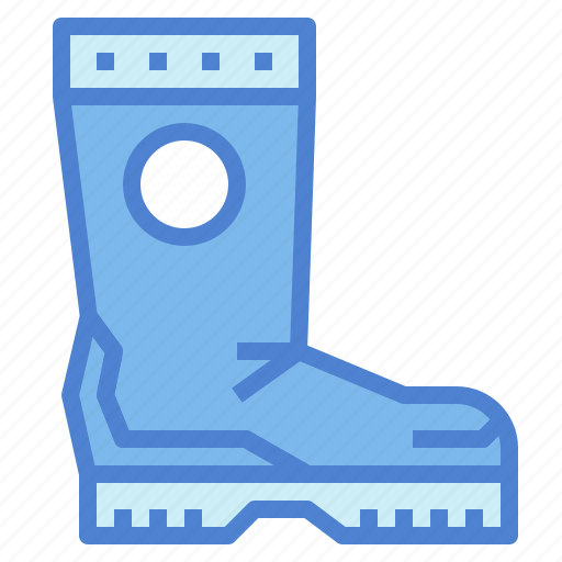 boot, footwear, shoe, traveling icon