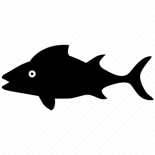 fish, fishing, seafood, swimming, water icon