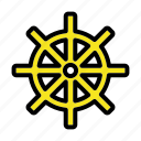 boat, fish, fisherman, fishing, sport, water icon