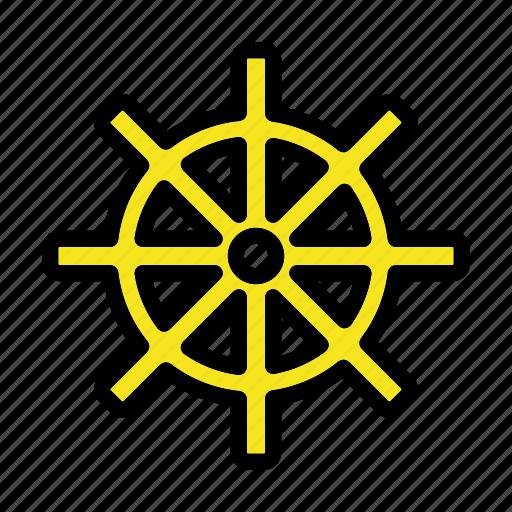 boat, fish, fisherman, fishing, sport, water icon