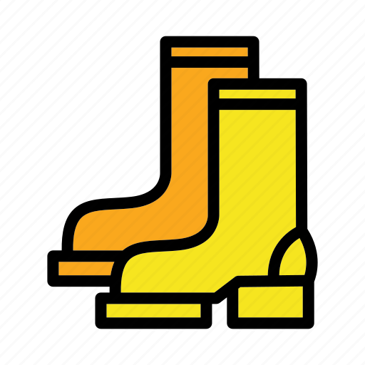 boot, fish, fisherman, fishing, sport, water icon