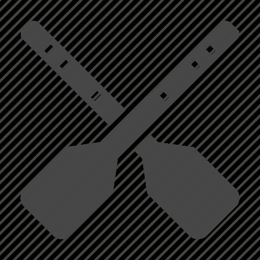 Canoe, kayak, oar, paddle icon - Download on Iconfinder