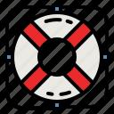 lifebuoy, lifeguard, lifesaver, protection, help