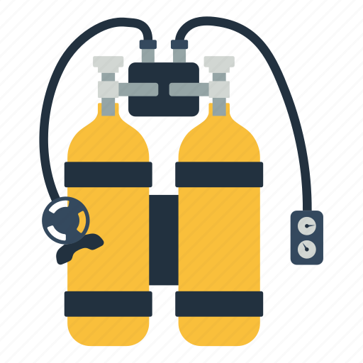 adventure, aqualung, balloon, beach, breathing, clamp, color, compressor, deep, depth, design, device, diver, diving, element, equipment, extreme, fishing, flat, graphic, icon, isolated, leisure, life, logo, marine, nautical, ocean, outfit, oxygen, pressure, scuba, sea, sign, single, sport, style, swim, swimming, symbol, tourism, tube, ui, underwater, vacation, valve, vector, water, white icon