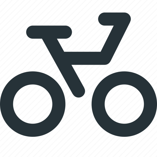 bicycle, environmental, equipment, fitness, healthy icon
