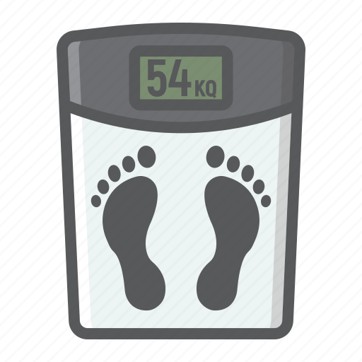 balance, bath, diet, fitness, health, scale, weight icon