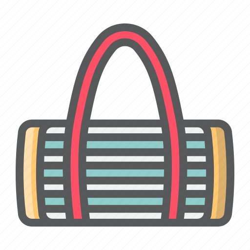 bag, baggage, fitness, gym, sport, travel, trip icon