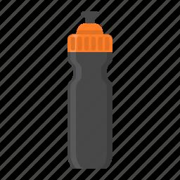 bottle, energy, fitness, flask, hydro, sport, water icon