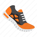 fitness, foot, gym, running, shoes, sport, walk icon