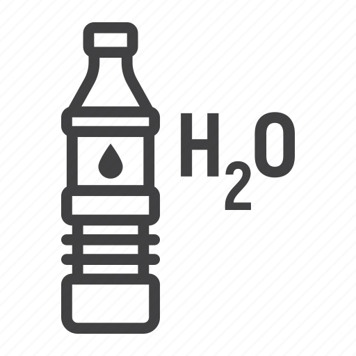 blue, bottle, drink, fitness, health, sport, water icon