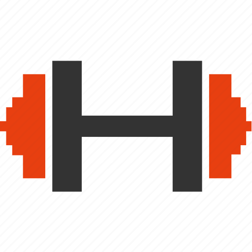 dumbbell, fitness, gym, sports, training icon