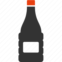 bottle, fitness, sports, water icon