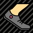runing icon