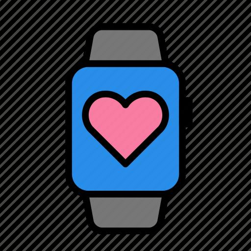 smartwatchheart icon