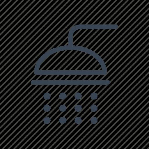 Bathroom, shower, wash icon - Download on Iconfinder
