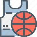 basketball, cardio, clothing, gym, health, school icon