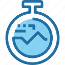 cardio, gym, health, rate, time icon