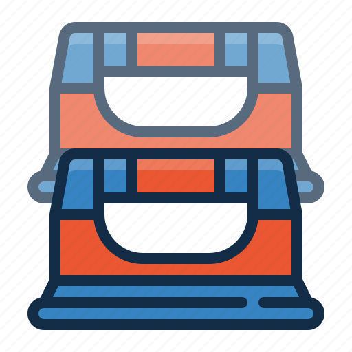 bars, equipment, fitness, push, sport, up, workout icon