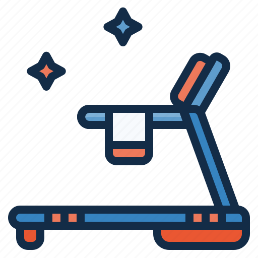 equipment, fitness, gym, sport, treadmill, workout icon