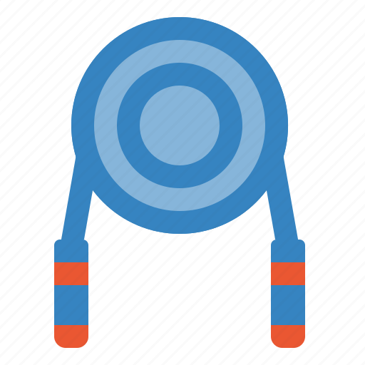 equipment, fitness, gym, jump, rope, sport, workout icon