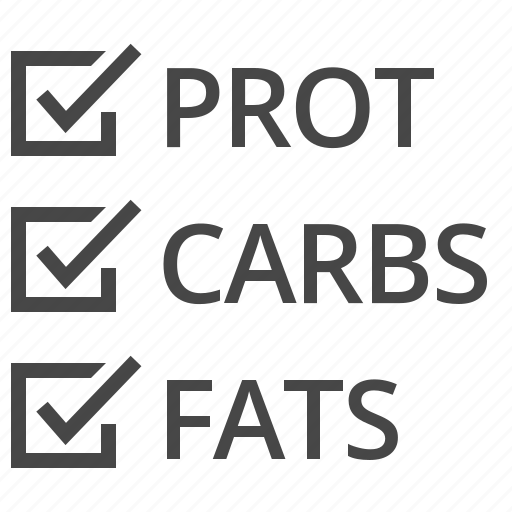ating plan, carbohydrate, diet, fat, healthy, protein, timetable icon