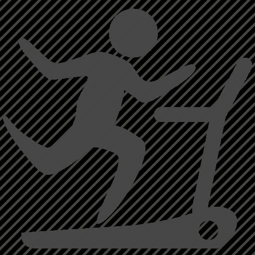 exercise, fitness, run, runner, running, sprint, sprinting icon