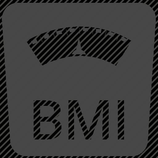 analytics, bmi, body mass index, fitness, health, sport, weight icon