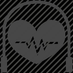 cardiogram, health, healthcare, heart beat, heartbeat, life, medicine icon