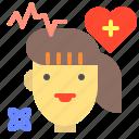 cardiac, exercise, health, heart, improve, sport icon