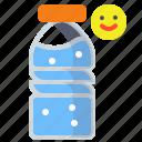 bottle, drink, hydrate, sport, water icon