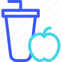 25px, breakfast, iconspace icon