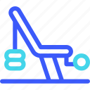 25px, bench, extension, hyper, iconspace icon