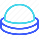 25px, iconspace, pedestal icon