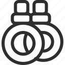 25px, iconspace, pull, up icon