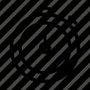 clock, schedule, timer icon